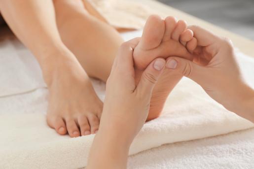 Massage et réflexologie plantaire Caen